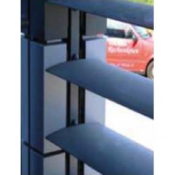 BRISE SOLEIL – ICARUS® FIXE – verticale