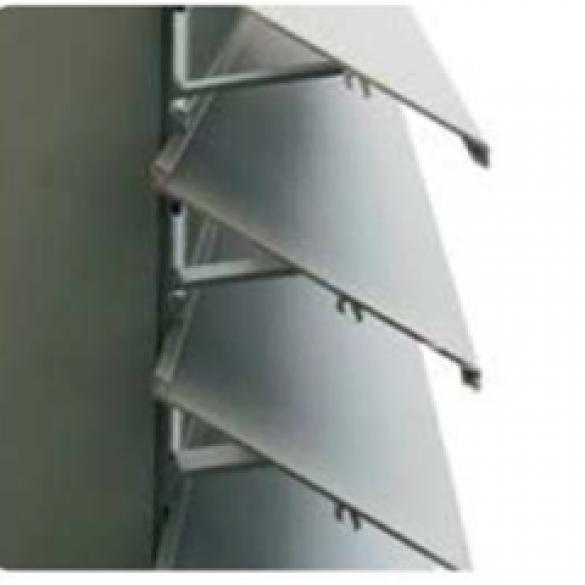 Bardage – L.060HF – lames filantes pas 60mm