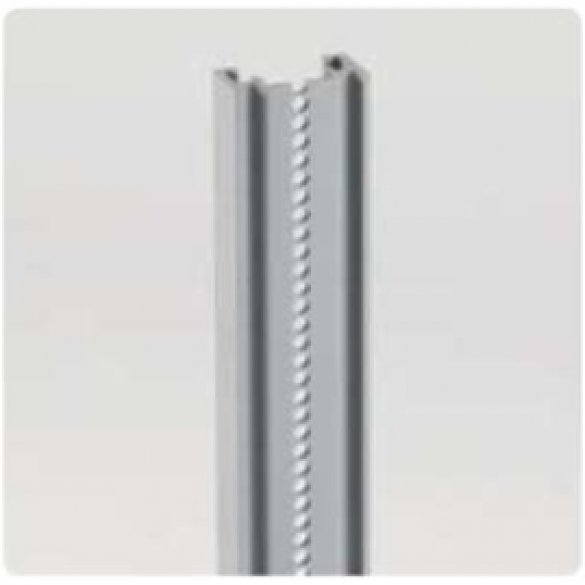 Bardage – LD.0195 – Profil aluminium semi-lourd extrudé