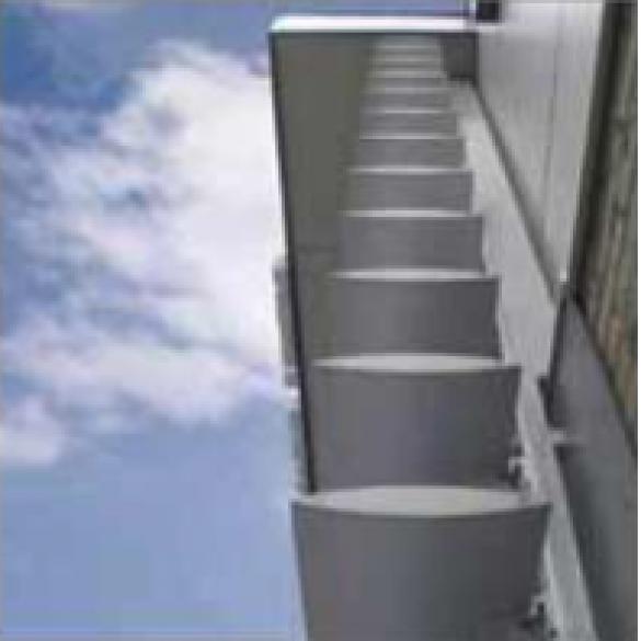 BRISE SOLEIL – ICARUS® / QUICKFIX® – verticale